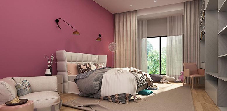 金邸装饰为你讲杭州别墅装修中的儿童房装修设计