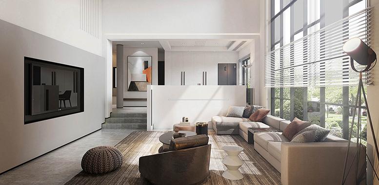 金邸装饰讲述:如何提升杭州别墅装修设计的格调