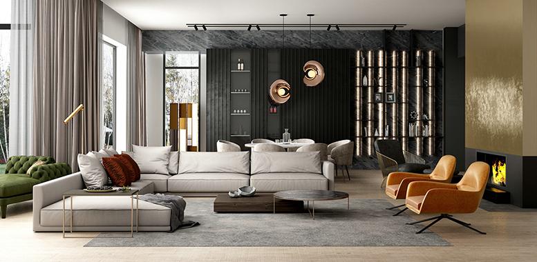 不同的地暖安装方式有哪些区别?杭州别墅装修