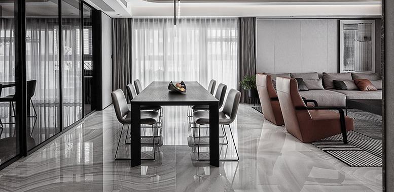 杭州别墅装修中的大客厅装修设计技巧与方法介绍
