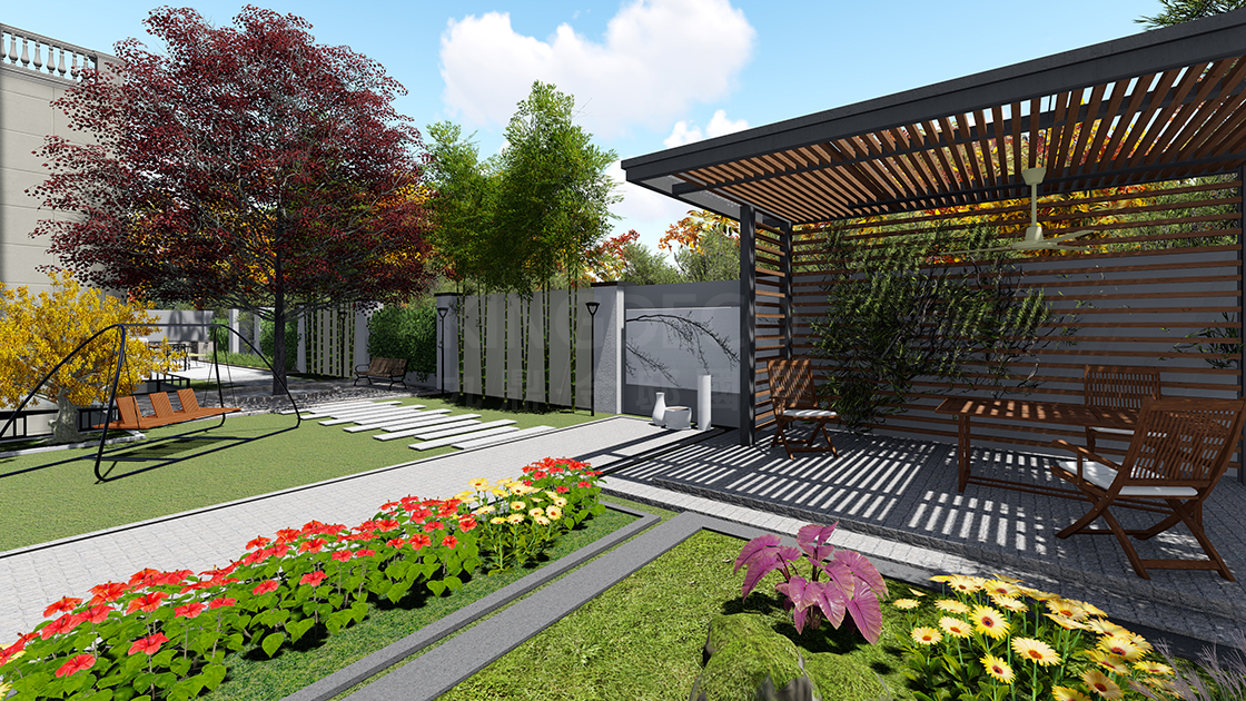 别墅花园设计有哪些注意事项?杭州别墅装修