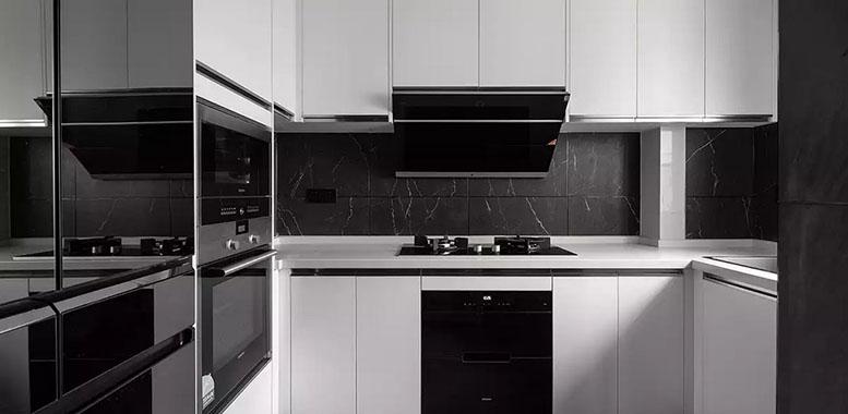炊烟有味,杭州别墅装修中的理想厨房设计