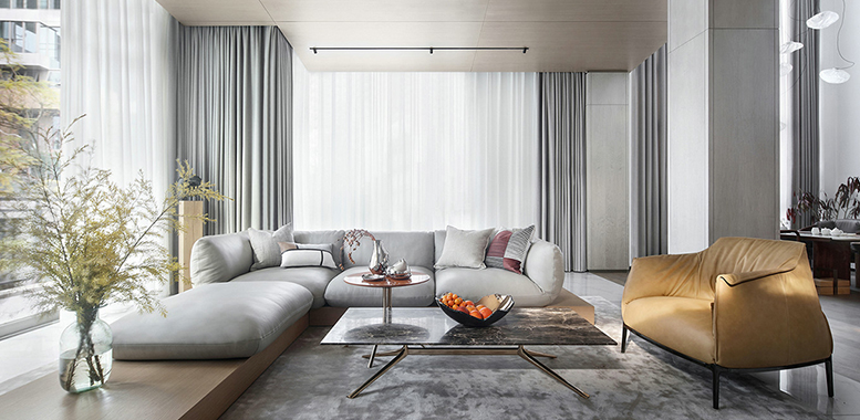 自然雅致的现代风格别墅设计,杭州别墅装修的魅力