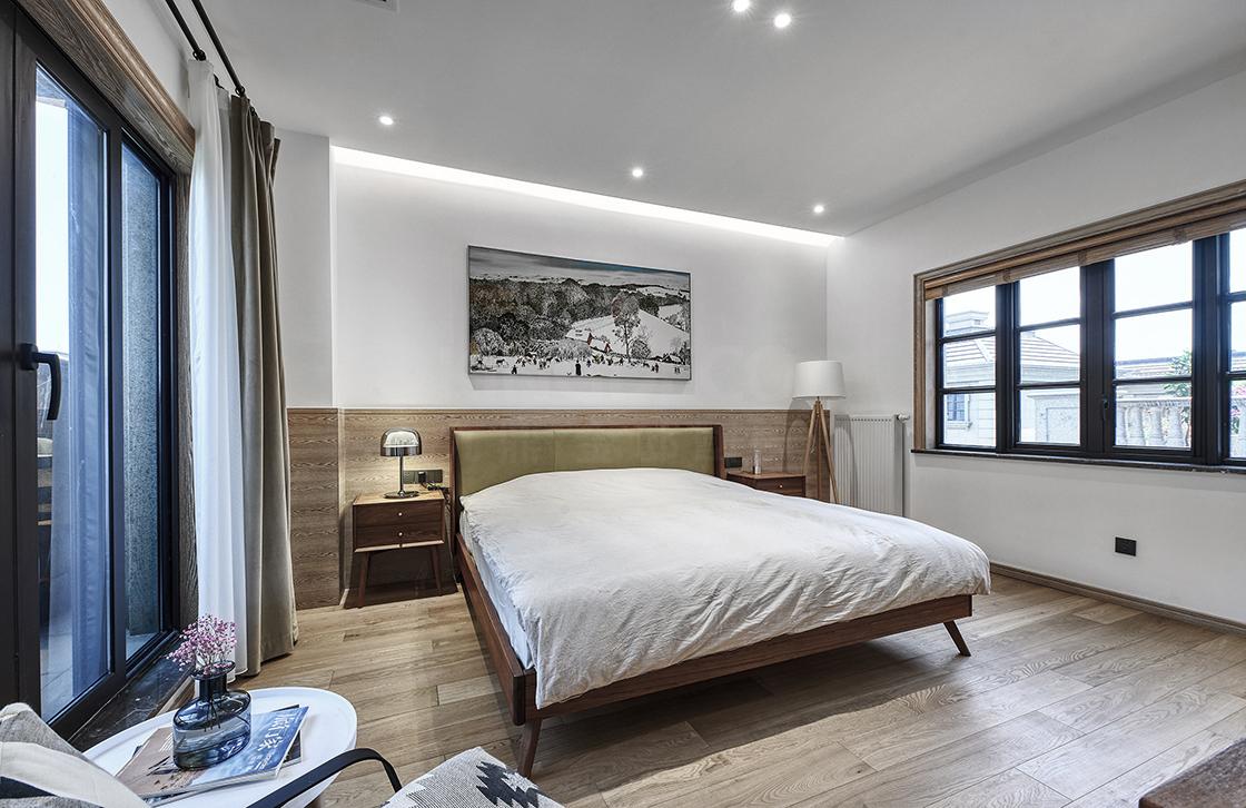 简约风格杭州别墅装修设计,营造最舒适的家居空间!