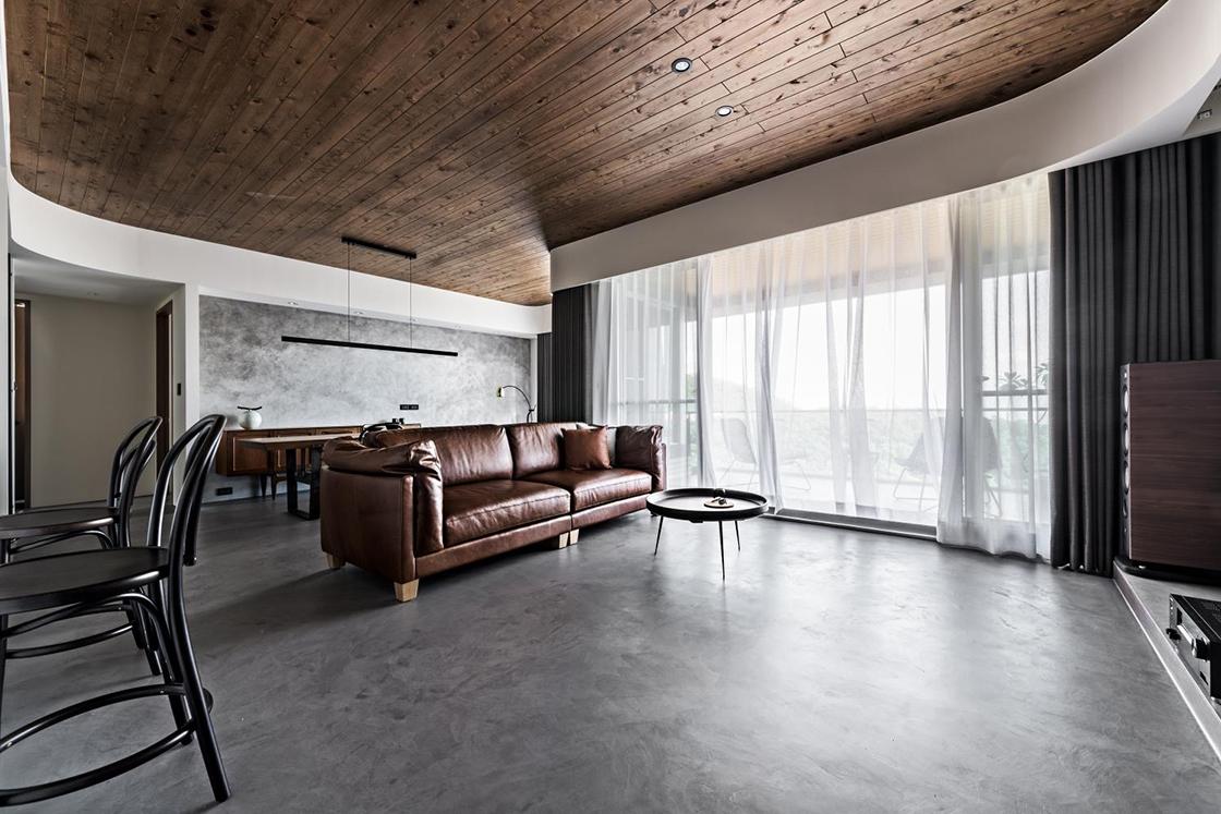 与众不同的现代简约风格,杭州别墅装修设计