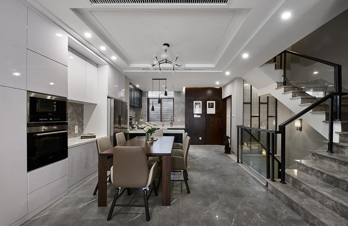 选对一款砖,惊艳整个家!杭州别墅装修设计