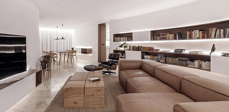 在杭州别墅装修中,家居布置设计技巧都有哪些?