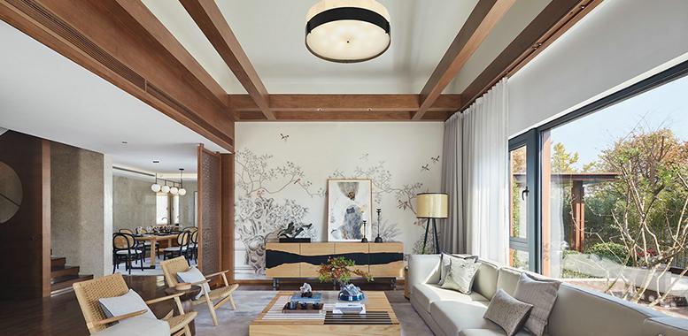 北欧风格的装修设计技巧有哪些?杭州别墅装修