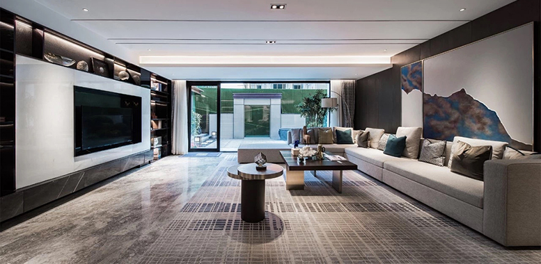 别墅空间的平面设计需要注意哪些问题?杭州别墅装修
