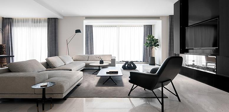 极简主义风格在家居空间里的表达 | 杭州别墅装修