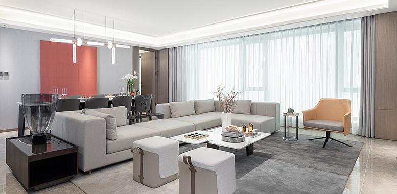 现代简约风格别墅装修设计到底特别在哪里?
