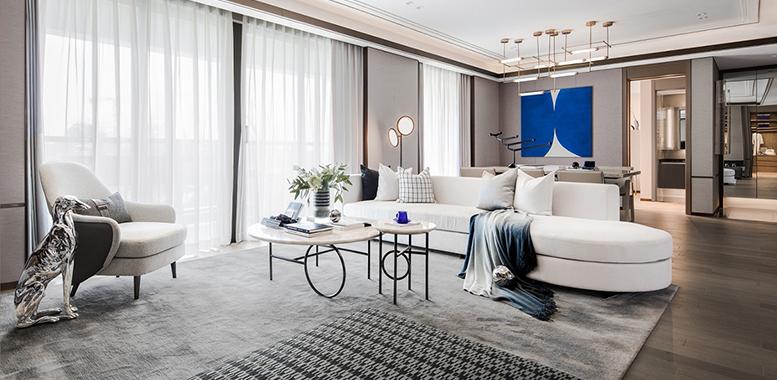 关于杭州别墅装修中的客厅设计,有哪些重要技巧?