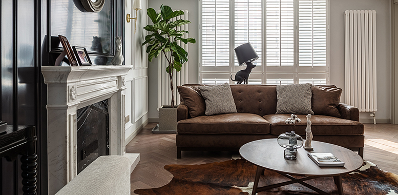杭州别墅装修中,应该如何进行美式风格空间设计?