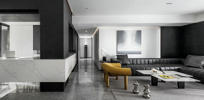 家居装修格调的提升,是别墅空间里的奇妙魔法
