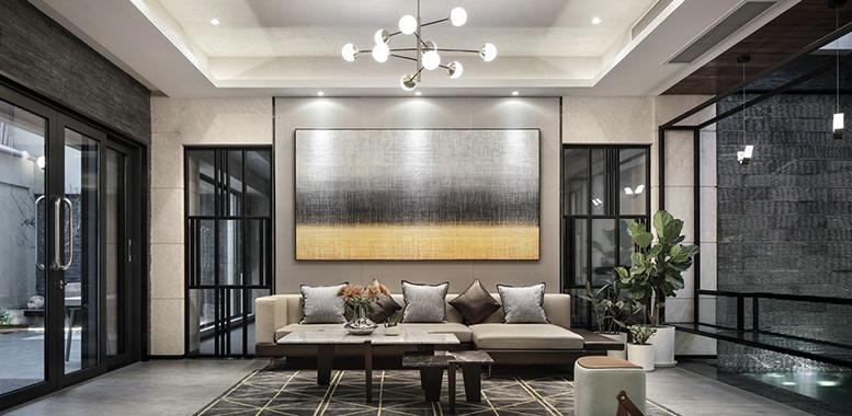 混搭风格别墅装修设计,打造最有个性的家居空间