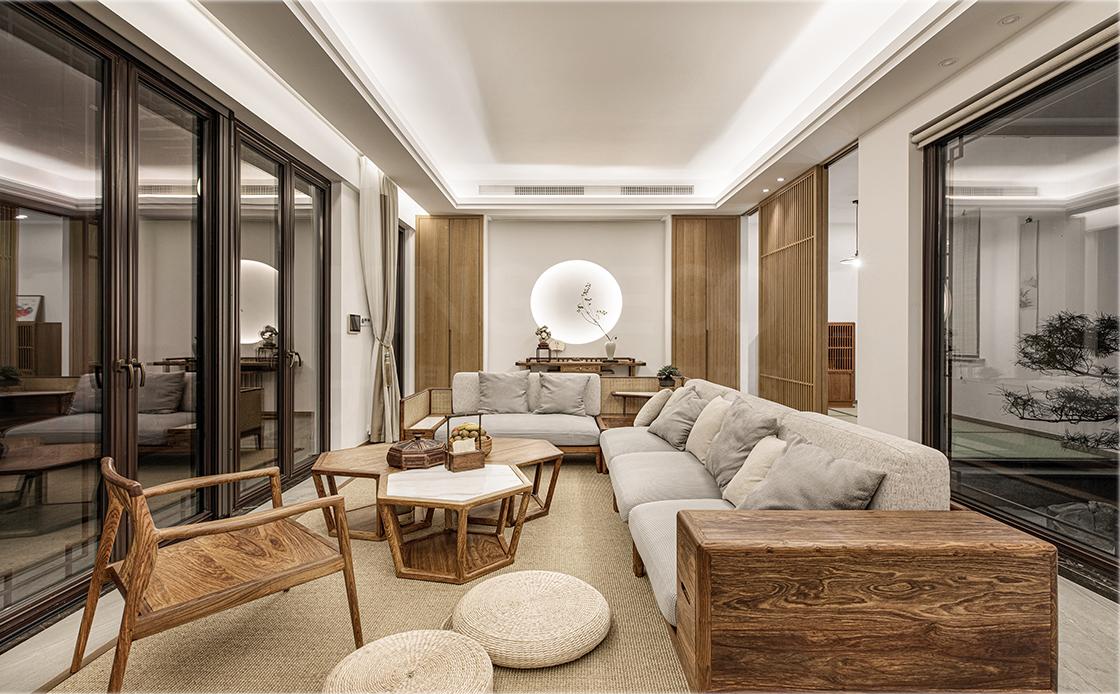 杭州别墅装修之客厅空间规划设计应该怎么做?
