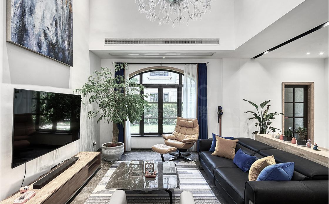 现代别墅设计,打造品质家居   杭州别墅装修
